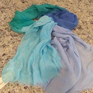 Tommy Bahama scarf NWT